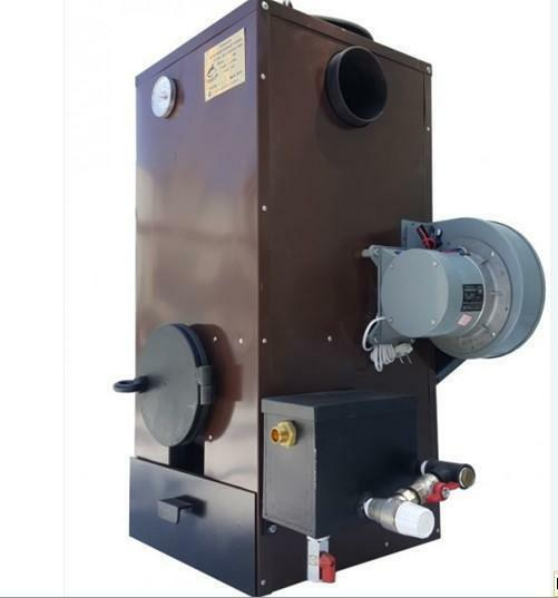 The boiler is used for working with heating devices with an open combustion chamber, respectively, it can only be used in well-ventilated rooms