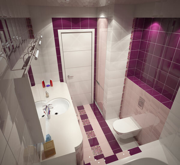 bathroom design project