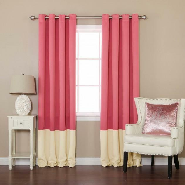To extend the short curtains is easy, if you read in detail how to do it correctly
