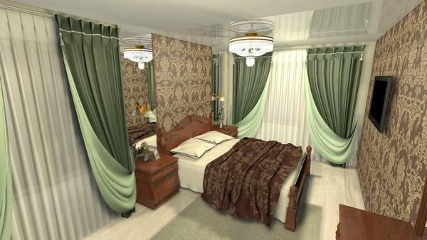 Curtains are an integral part of decorating rooms