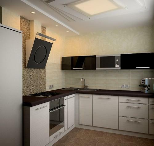 Kitchen cabinets on plasterboard walls must be secured securely and firmly