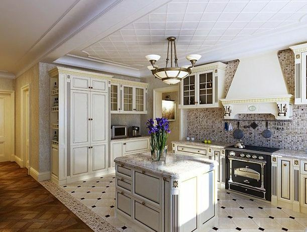 Beautiful kitchen: design for wenge, Italian-style and others, video and photos