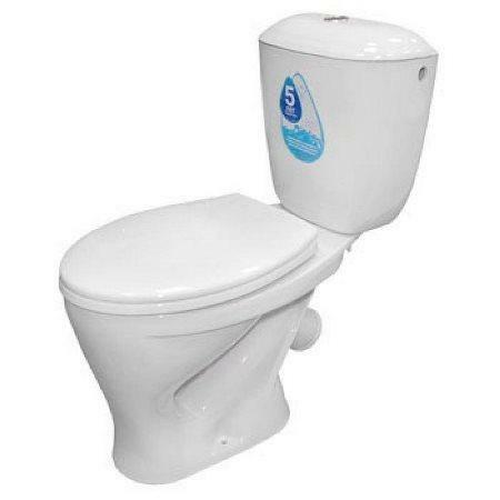 To fix the lid of the toilet bowl, it is necessary to choose the correct fixing