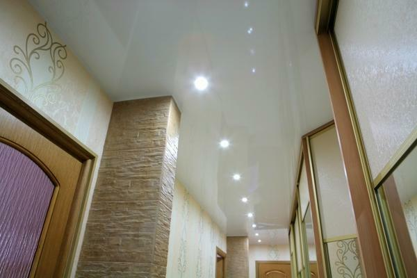 Stretch and suspended ceilings have proven themselves as practical and modern ways of finishing