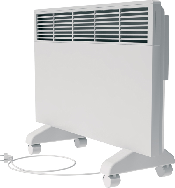 Uncontrolled operation of the electric heater is very expensive