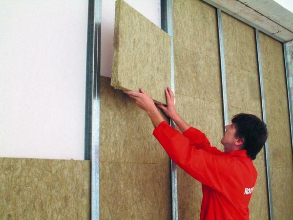 Plasterboard sheets with ease will help not only to re-plan a premise, but also to make design interesting and modern