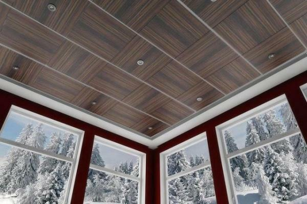 Ceiling panels are one with inexpensive and affordable ways of finishing your ceiling