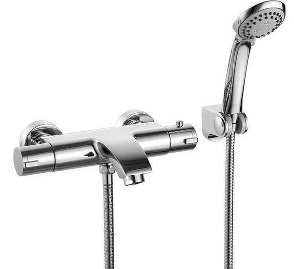 Thermostatic mixer is a functional device that is also able to control the temperature and water pressure
