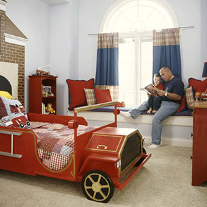 Design a child's room for a teenager