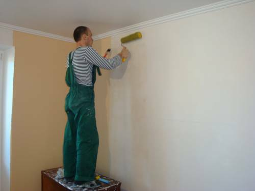 Wallpapering: repair, treatment of walls before gluing and basic ways