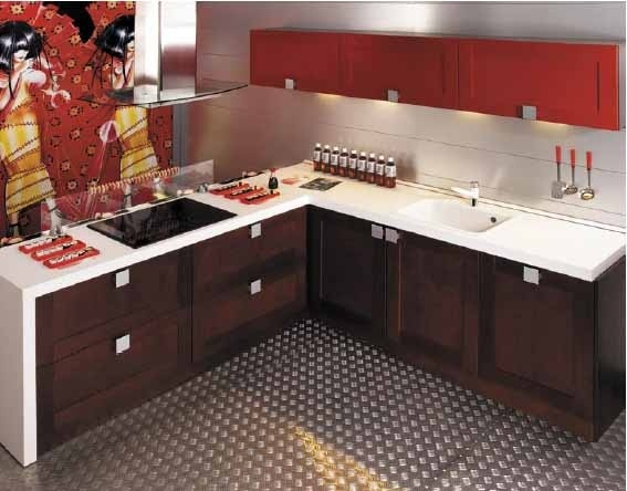 kitchen interior examples