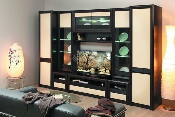 Combined furniture has long won popularity among consumers, since this is the best option for the living room