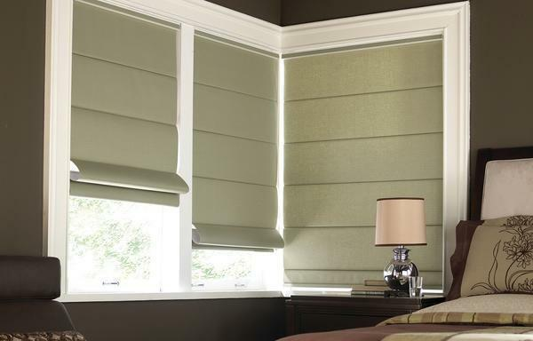Cornice for Roman curtains: mount and mechanism, how to hang curtains, what's the difference, double curtains and photo