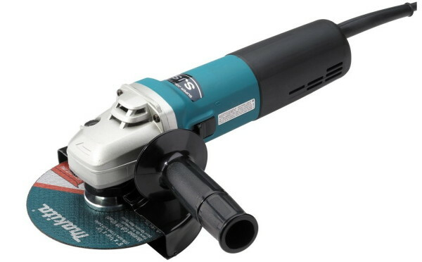 Sample model «Makita 9566 CV»
