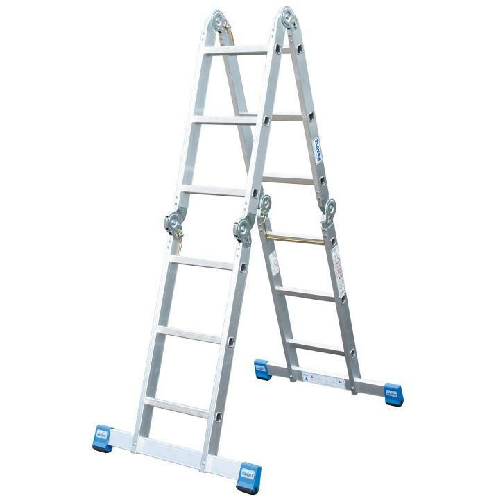 "Ladder ""Krause"" is a multifunctional product made of high-quality materials"