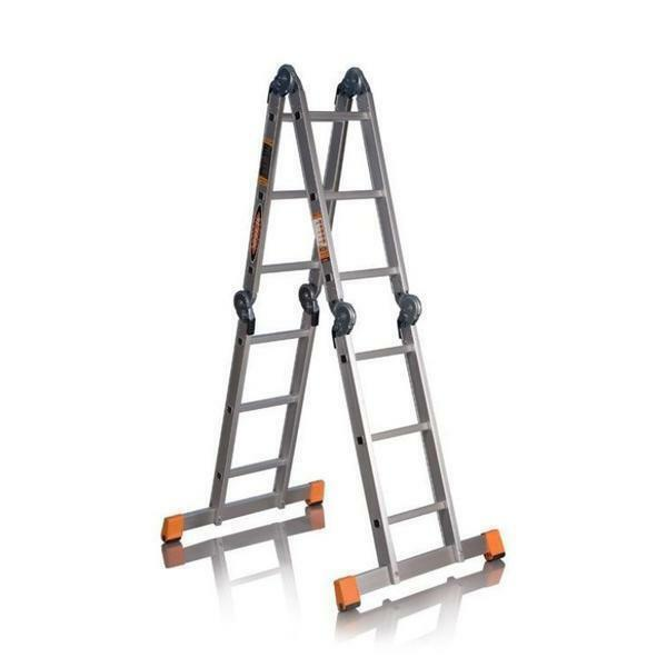Advantage of the ladder-transformer Eiffel is that it can easily be collected and transported