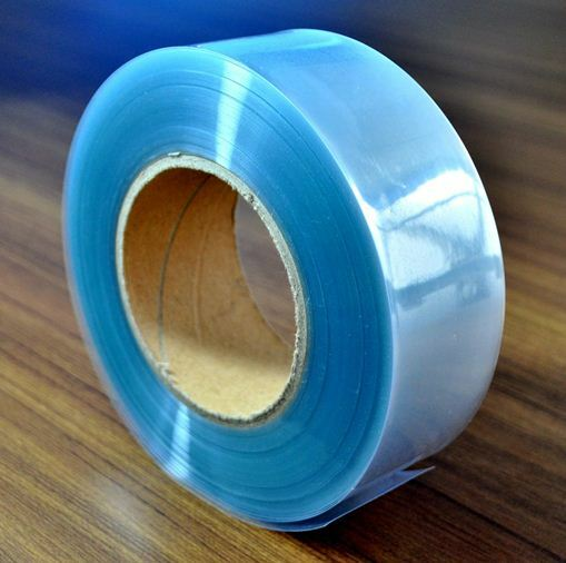 PVC pipe can be sold in coils, which in their appearance more like rolls of adhesive tape