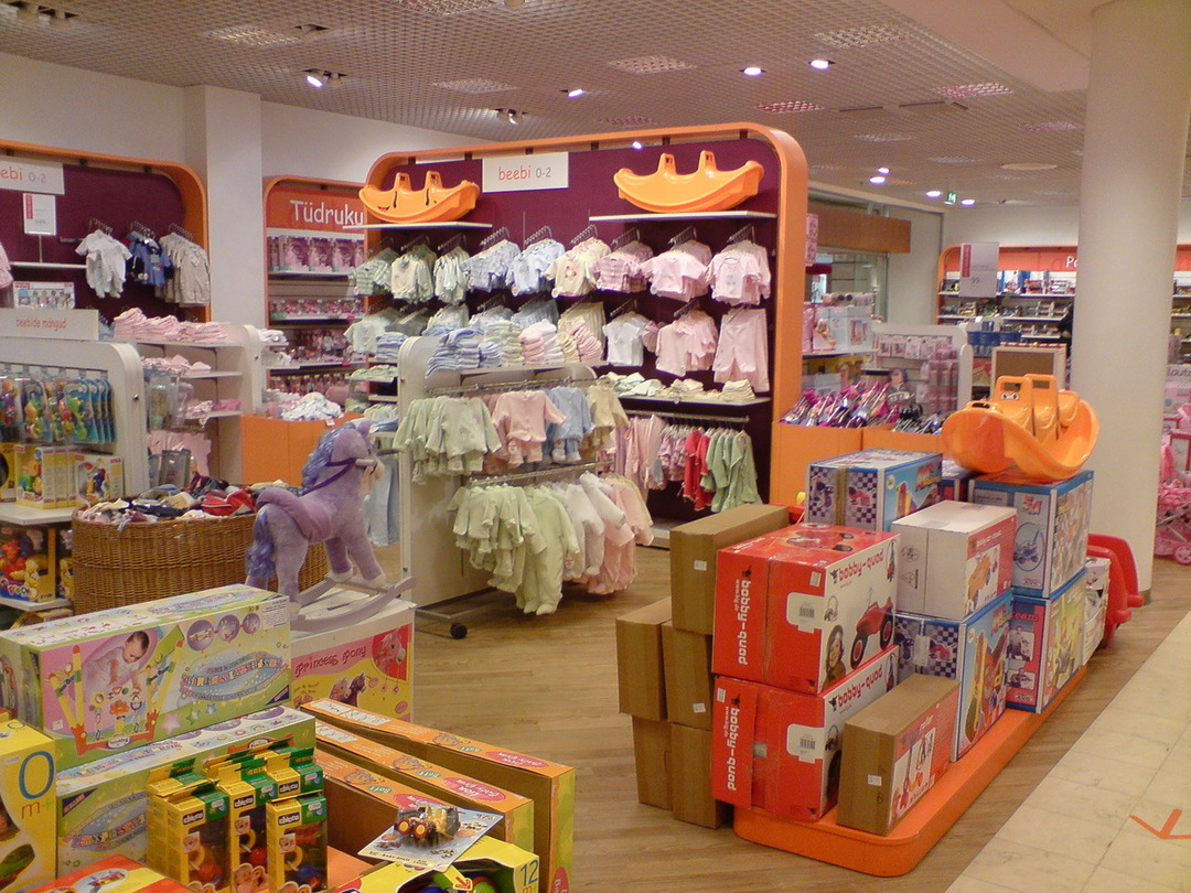 children's store design