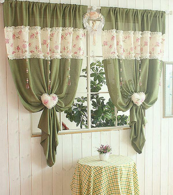 Sewing curtains with their own hands is quite simple
