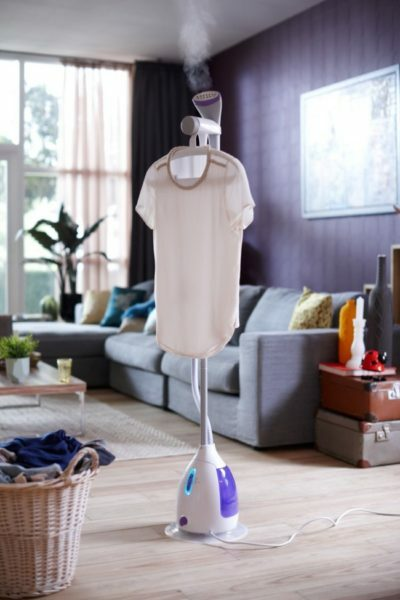 Vertical steamers for clothes provide the best smoothing things