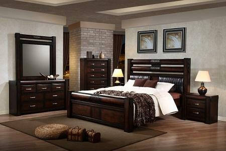 Furniture from solid wood has excellent aesthetic qualities, as a result of which it is able to transform the interior of any bedroom for the better