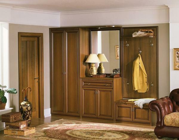 Thanks to a special impregnation, solid wood furniture has a long service life