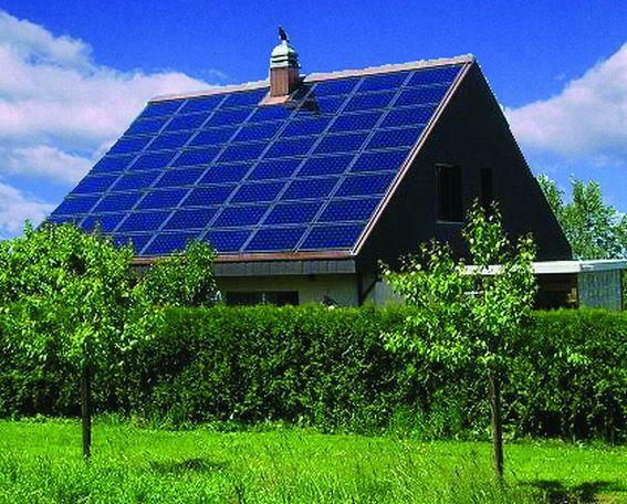 Solar cells are indispensable where there is frequent power failure
