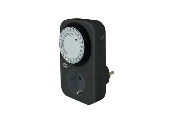 Socket with timer daily «BRENNENSTUHL 1506450""