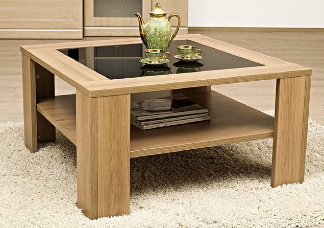 Coffee table-transformer for the living room: photo in the interior, the furniture is beautiful and inexpensive, than can be replaced in the hall