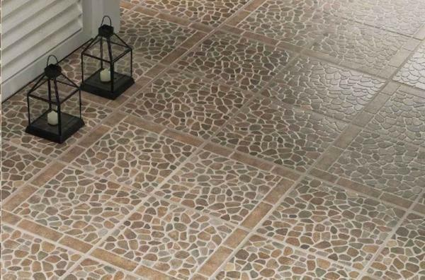 Resistance to moisture and pollution - the main advantage of tiles from porcelain stoneware