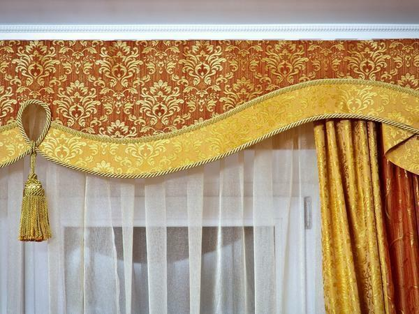Bando for curtains photo: hard lambakken what is a bando, small and hard, novelties for a living room and a hall