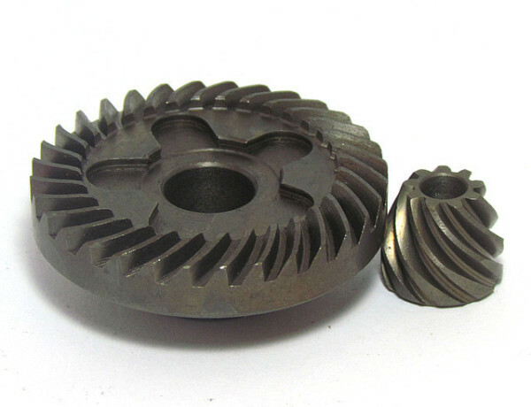 "Two gears for ""grinders"" gear"