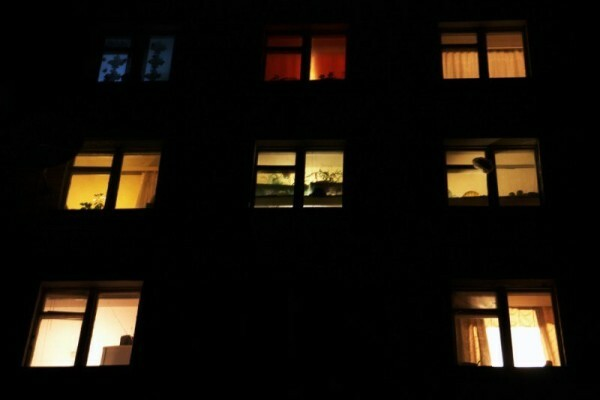 The light in your apartment and may come off even in your absence