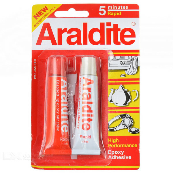 """Araldite"" - a tribute to old traditions"
