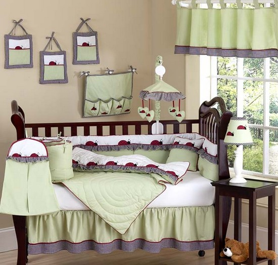 Baby bedding Photo