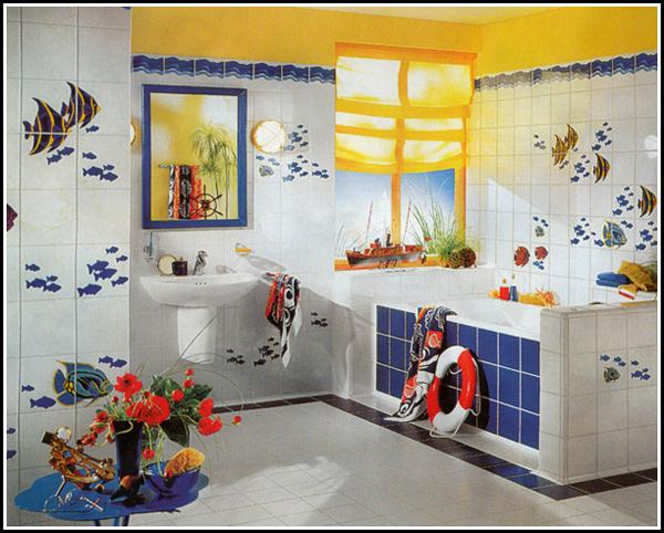 Украшаем ванную своими руками 7