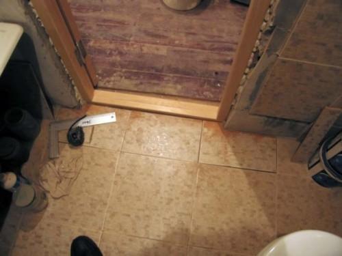 Как сделать двери в ванной 273