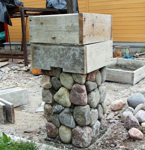 Как сделать блоки из камня 367