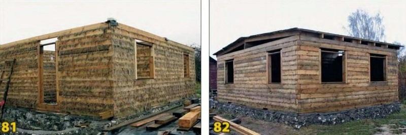 Строительство из бруса своими руками пошаговая инструкция 43