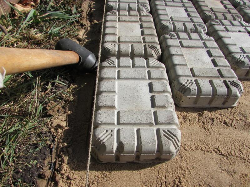 Технология изготовления тротуарной плитки своими руками 45